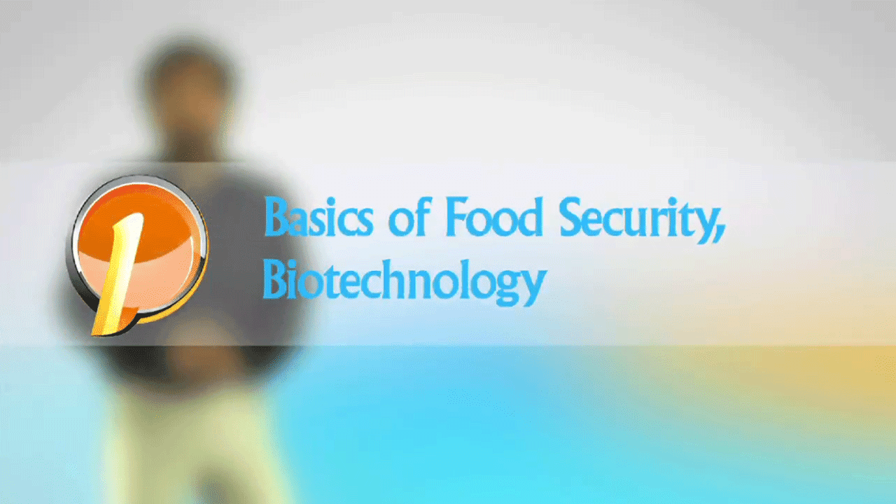 biotechnology and food security The uk's main public funders of food-related research are working together through the global food security programme to meet the challenge of providing the world's growing population with access to safe, affordable and nutritious food, all of the time and in ways the planet can sustain into the future.